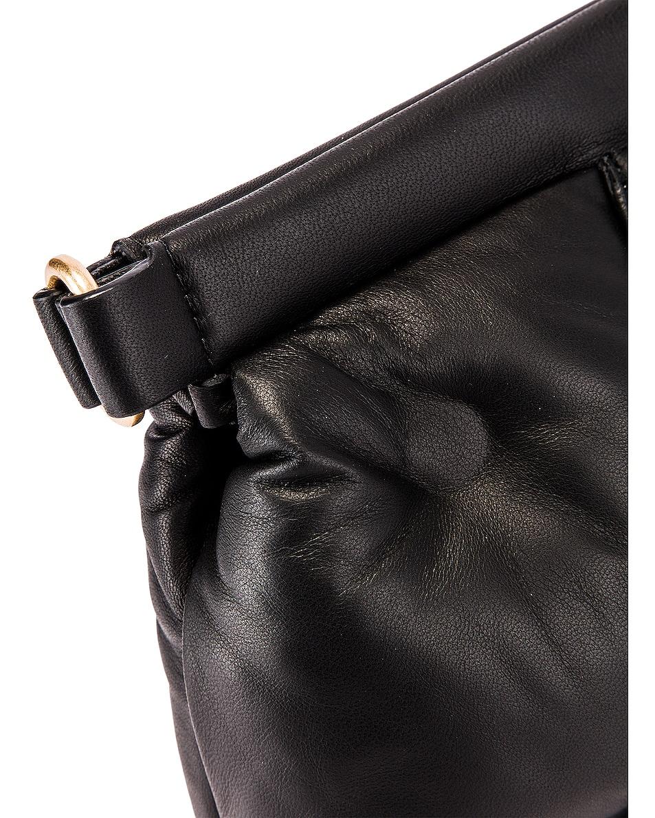 Image 8 of Maison Margiela Glam Slam Chain Crossbody Bag in Black