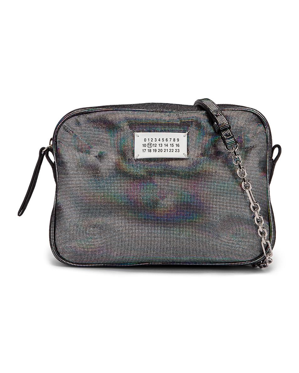 Image 1 of Maison Margiela Glam Slam Square Bag in Multicolor