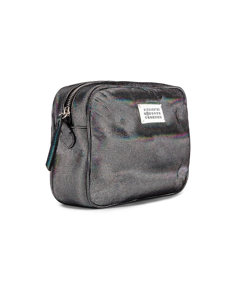 Image 4 of Maison Margiela Glam Slam Square Bag in Multicolor