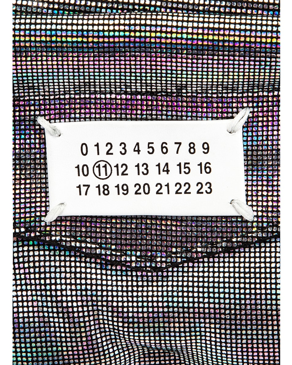 Image 7 of Maison Margiela Glam Slam Bag in Multicolor