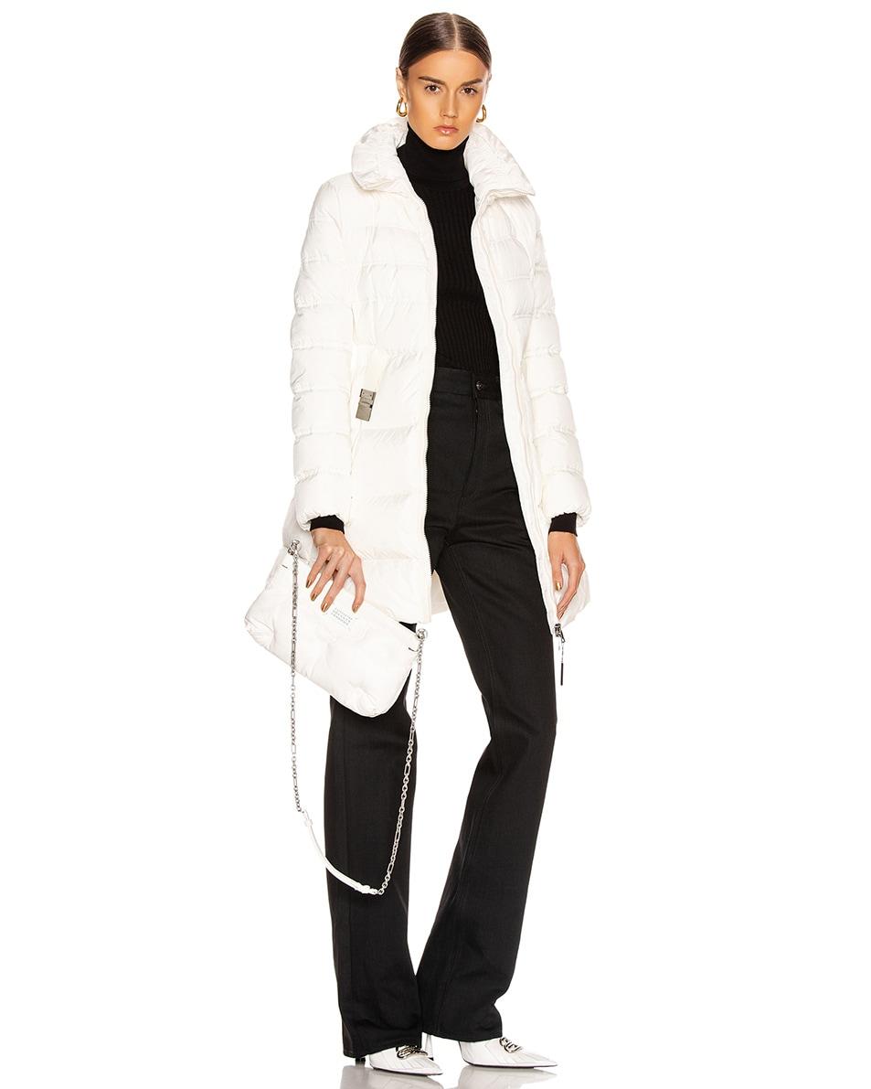 Image 2 of Maison Margiela Glam Slam Bag in White