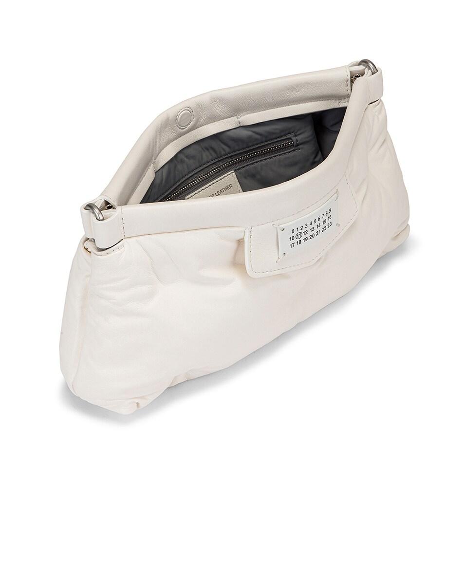 Image 5 of Maison Margiela Glam Slam Bag in White