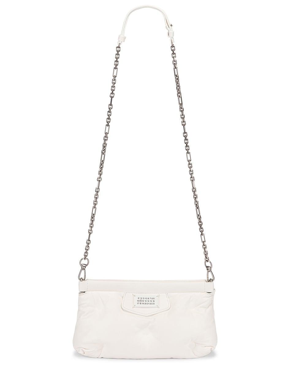Image 6 of Maison Margiela Glam Slam Bag in White
