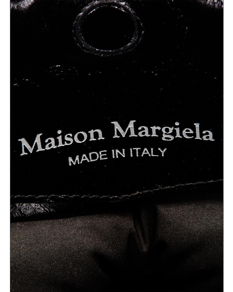 Image 7 of Maison Margiela Glam Slam Shoulder Bag in Black
