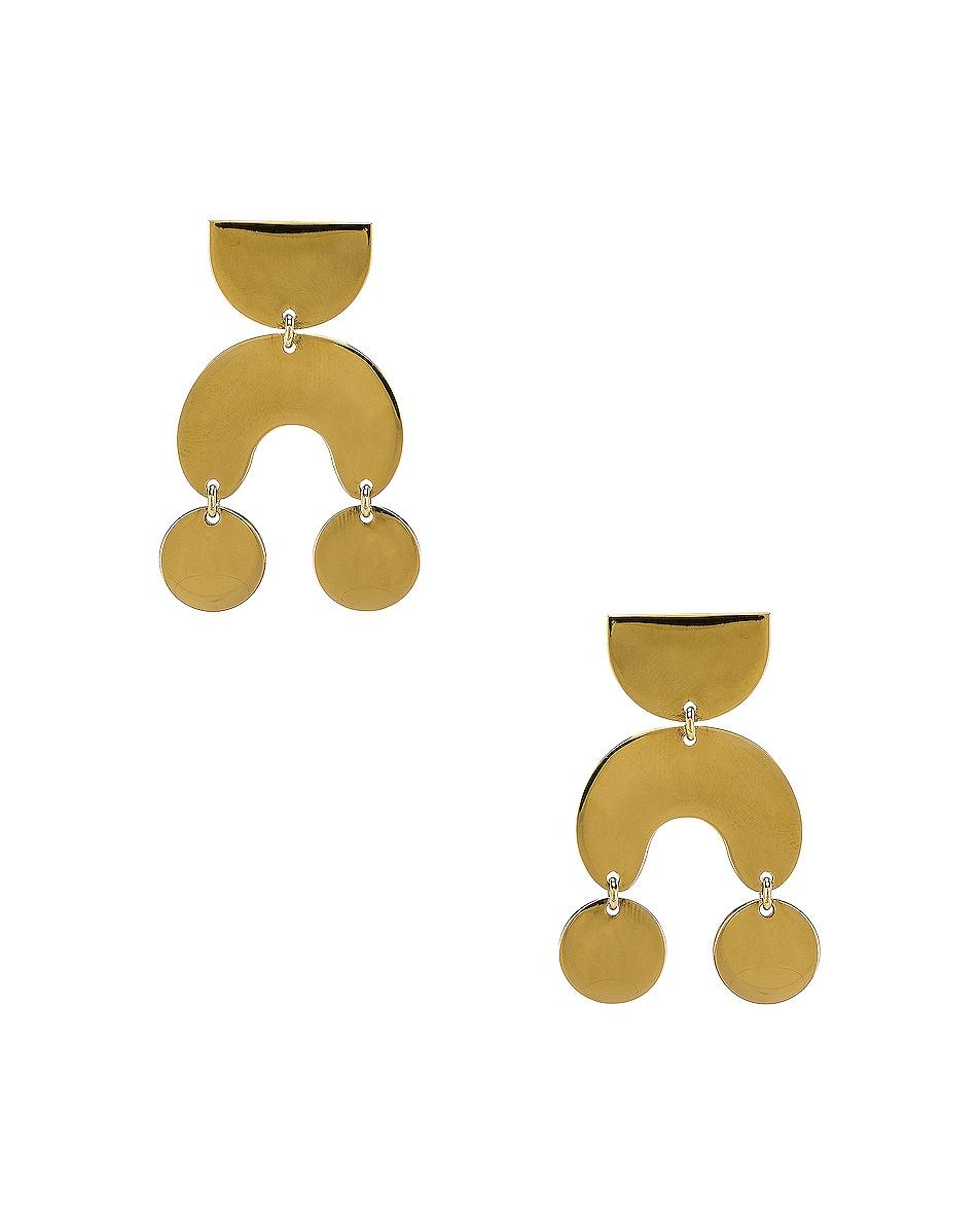 Image 1 of Modern Weaving Teeny Tiny Moondance in Brass