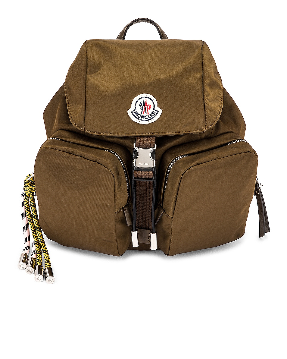 Image 1 of Moncler Dauphine Small Bag in Green