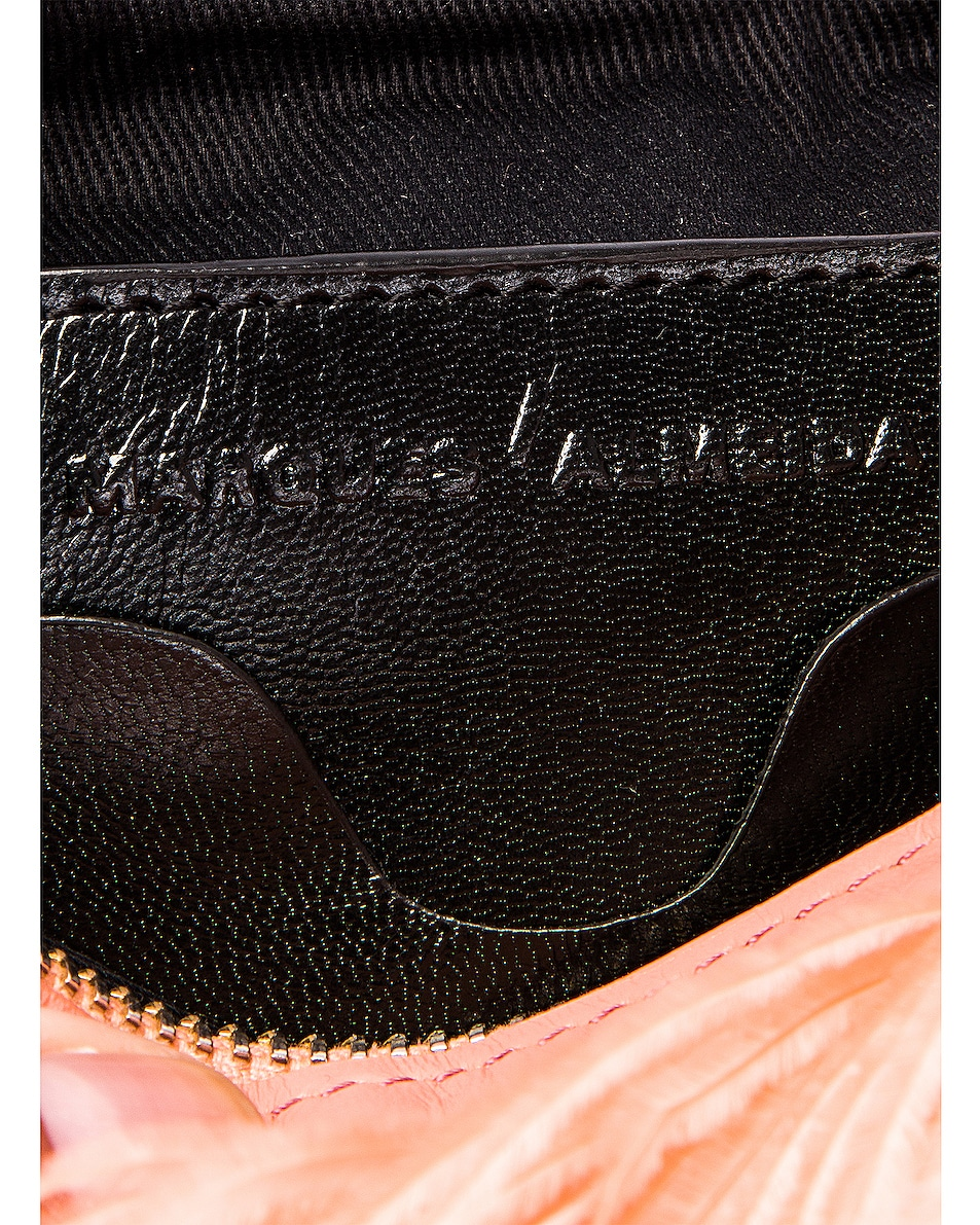 Image 6 of Marques ' Almeida Feather Bag in Pink