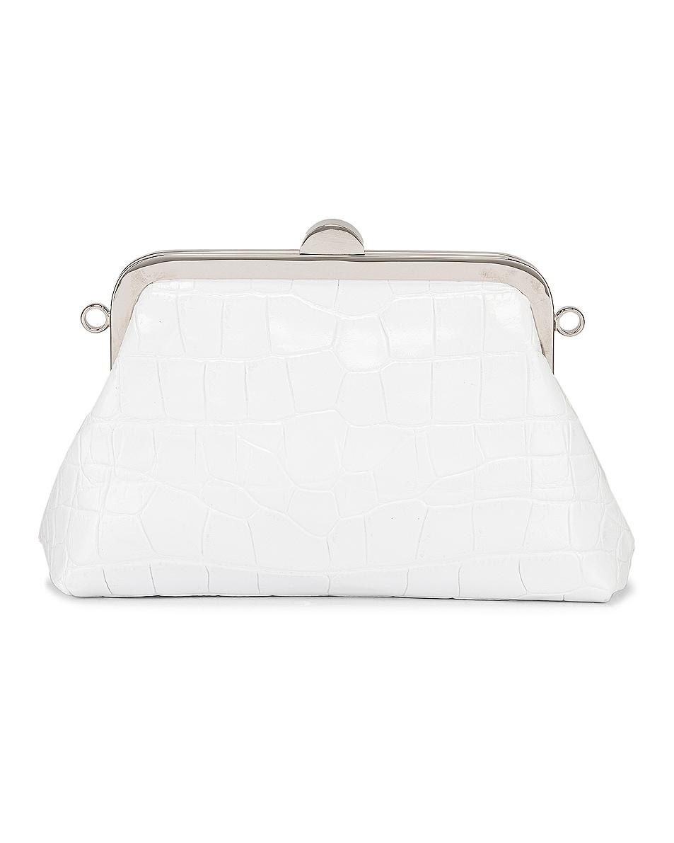 Image 2 of Marques ' Almeida Mini Clasp Bag in White