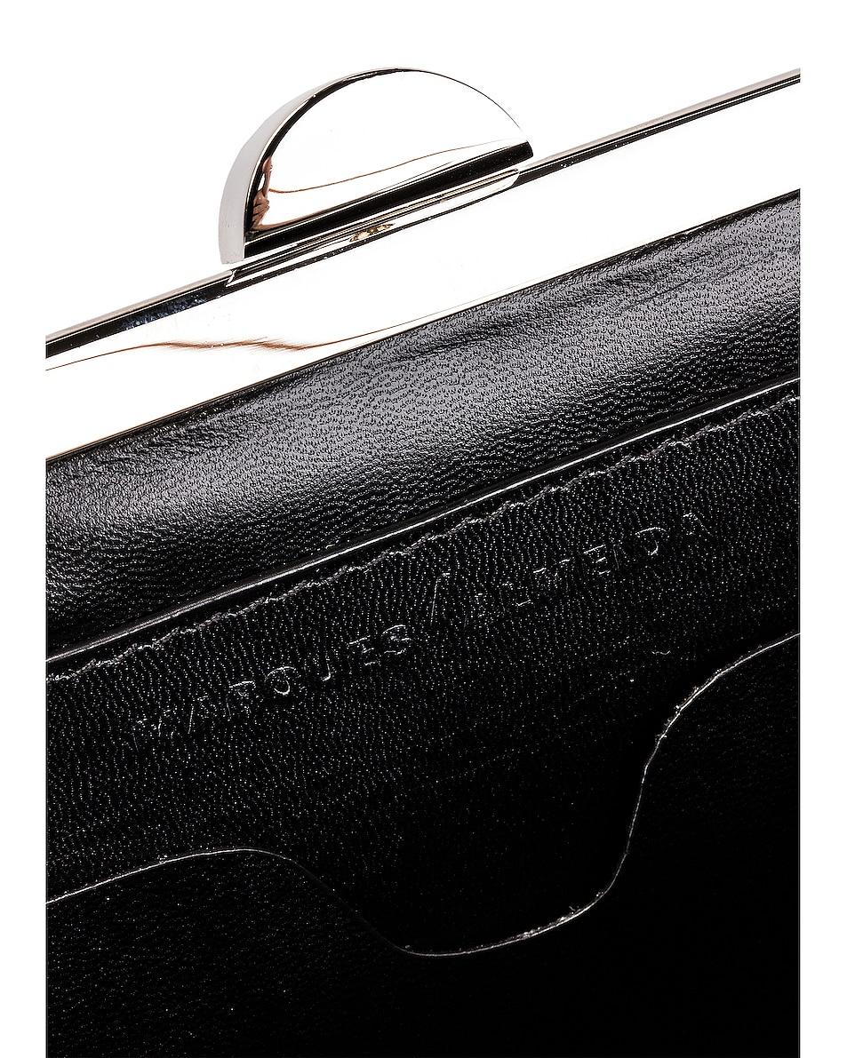 Image 6 of Marques ' Almeida Mini Clasp Bag in White