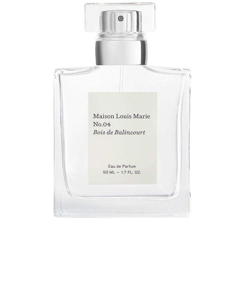 Image 1 of Maison Louis Marie No.04 Bois de Balincourt Eau De Parfum in