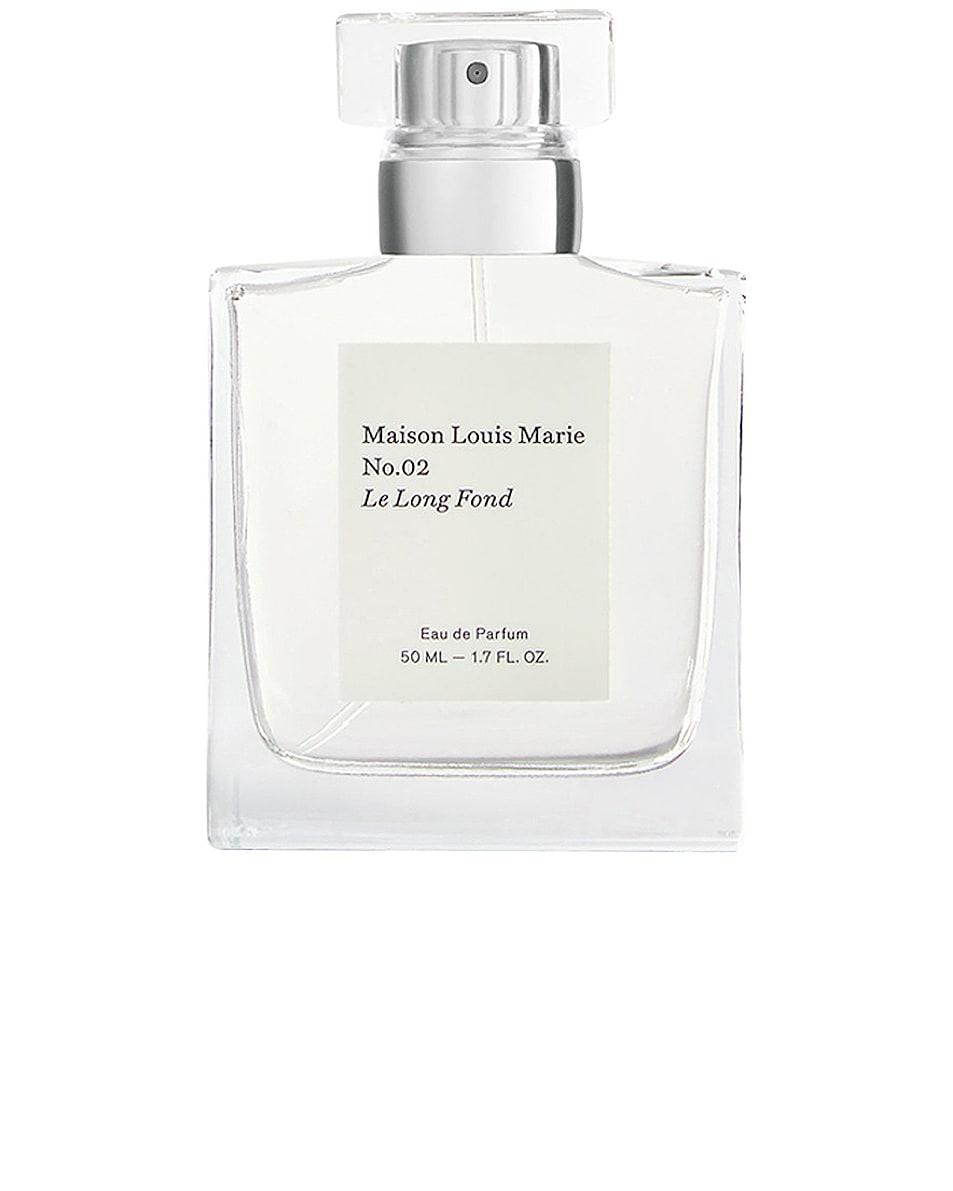 Image 1 of Maison Louis Marie No.02 Le Long Fond Eau De Parfum in