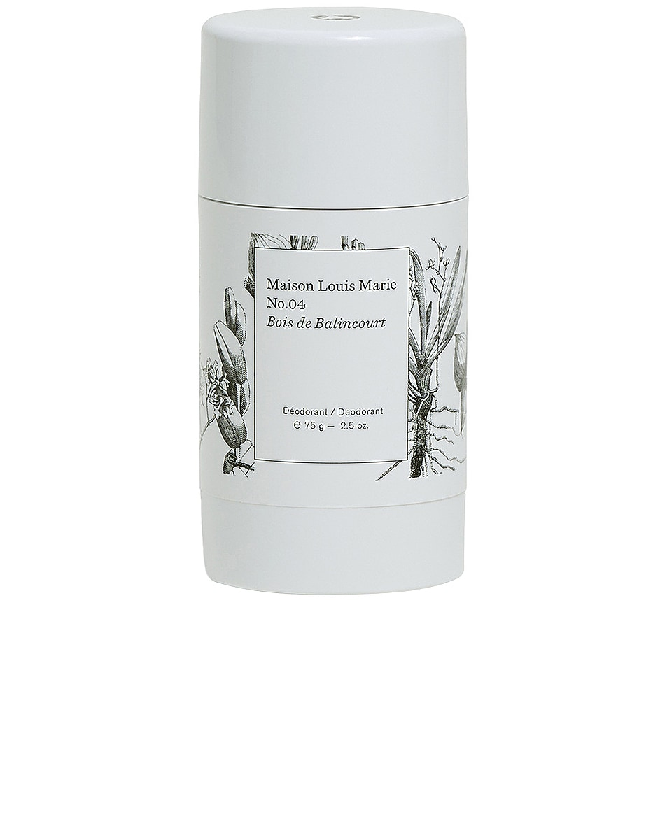 Image 1 of Maison Louis Marie No.04 Bois de Balincourt Deodorant in