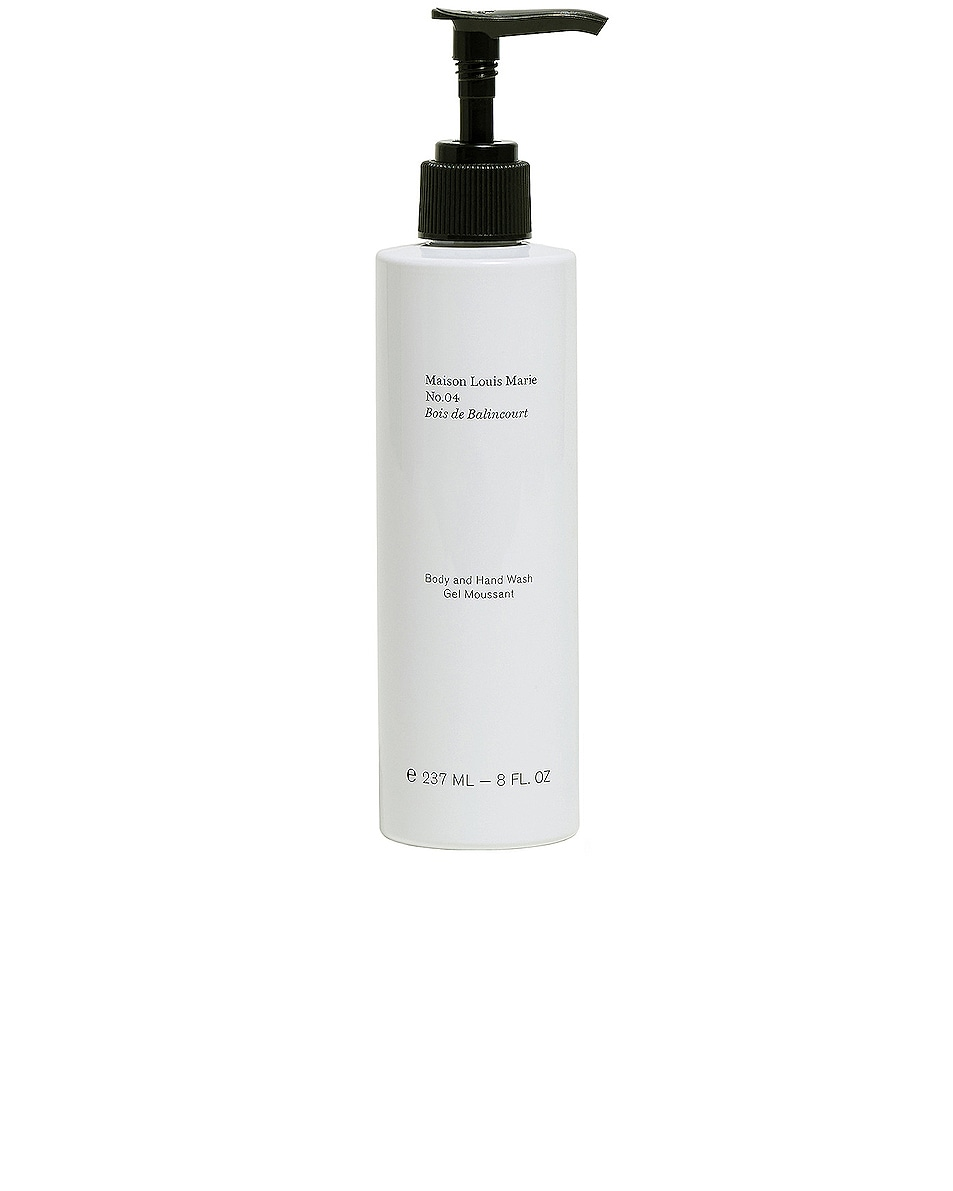 Image 1 of Maison Louis Marie No.04 Bois de Balincourt Body and Hand Wash in