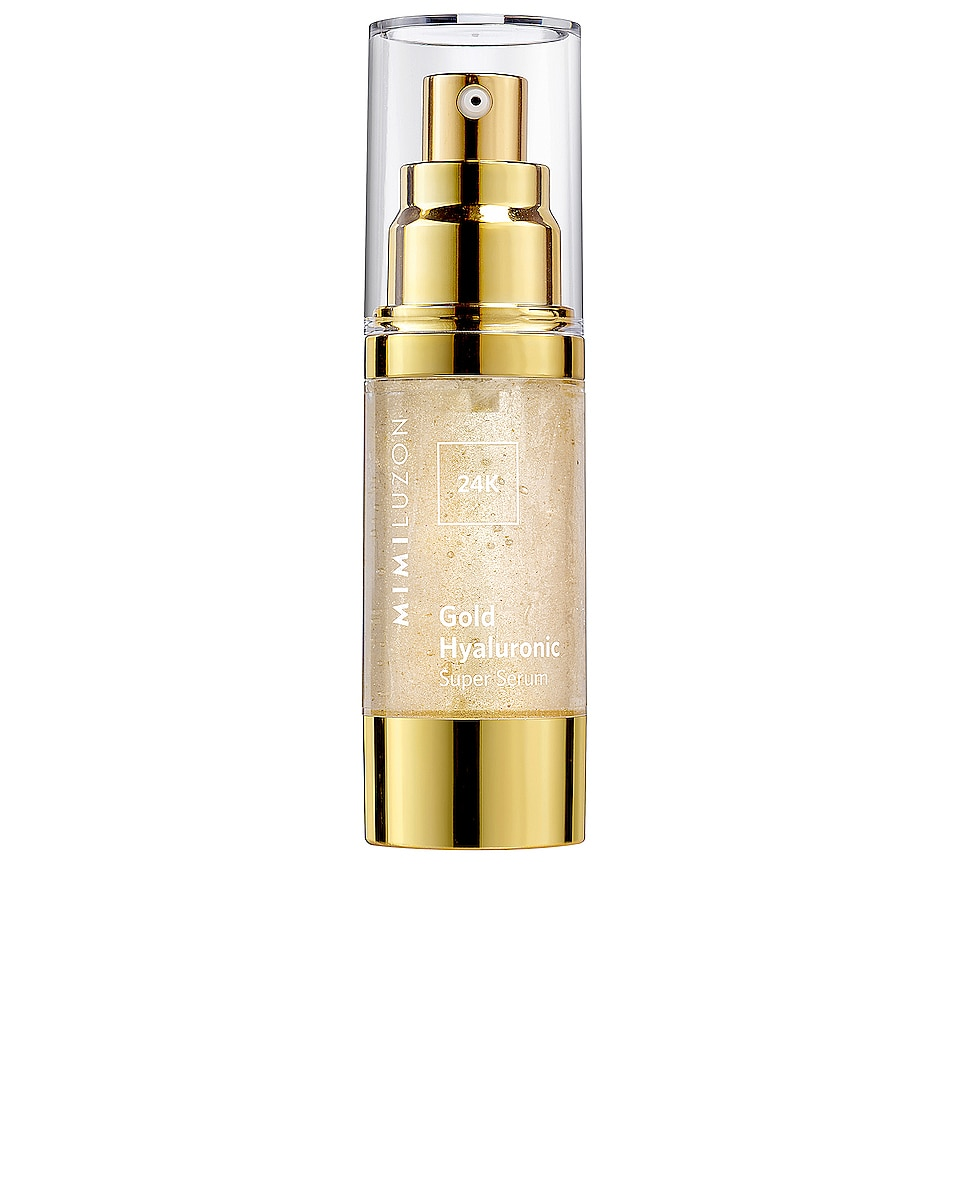 Image 1 of Mimi Luzon 24K Gold Hyaluronic Super Serum in
