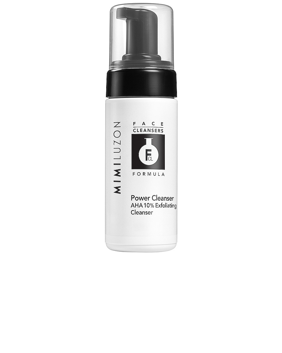 Image 1 of Mimi Luzon AHA 10% Exfoliating Power Cleanser in