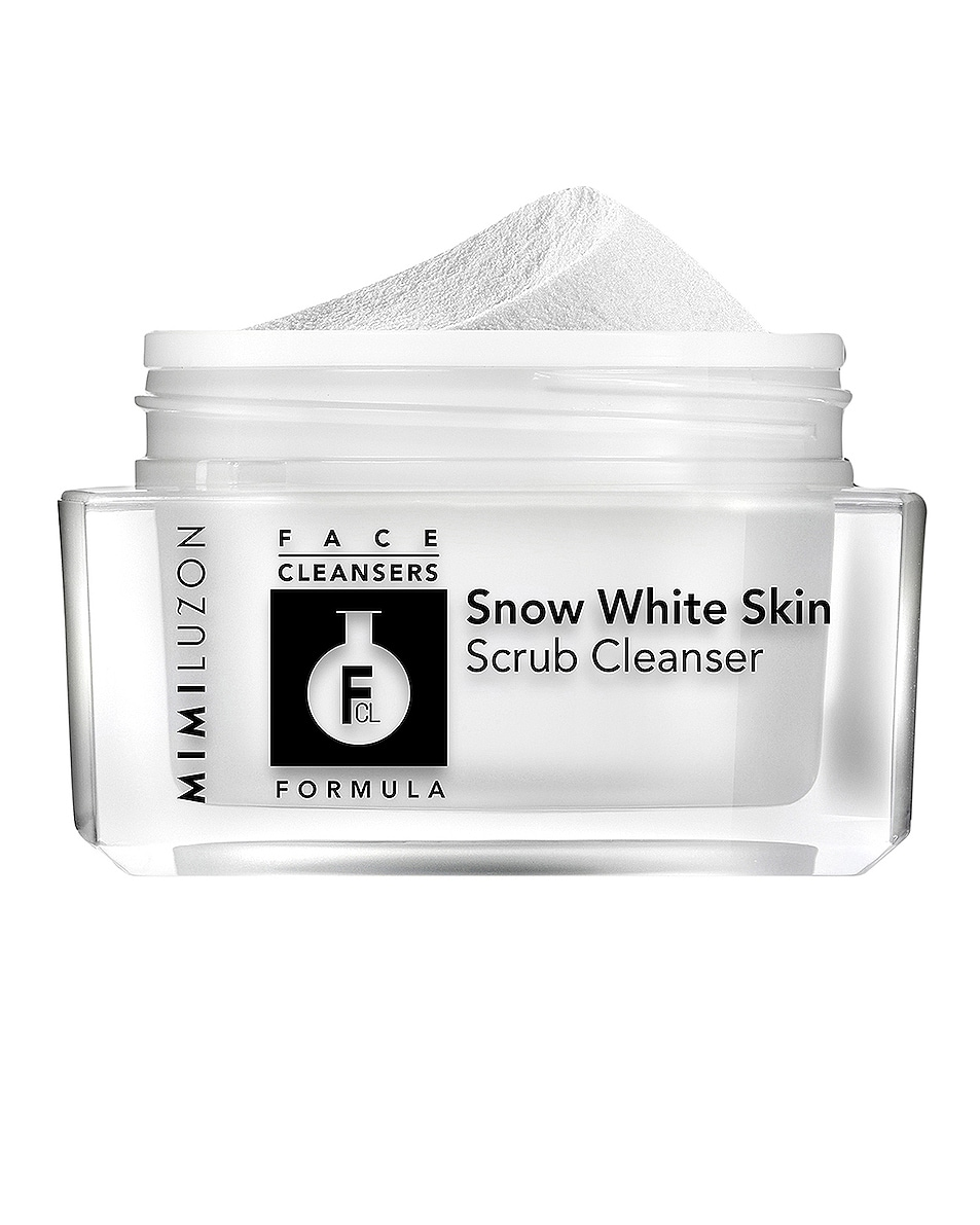 Image 1 of Mimi Luzon Snow White Skin Scrub Cleanser in