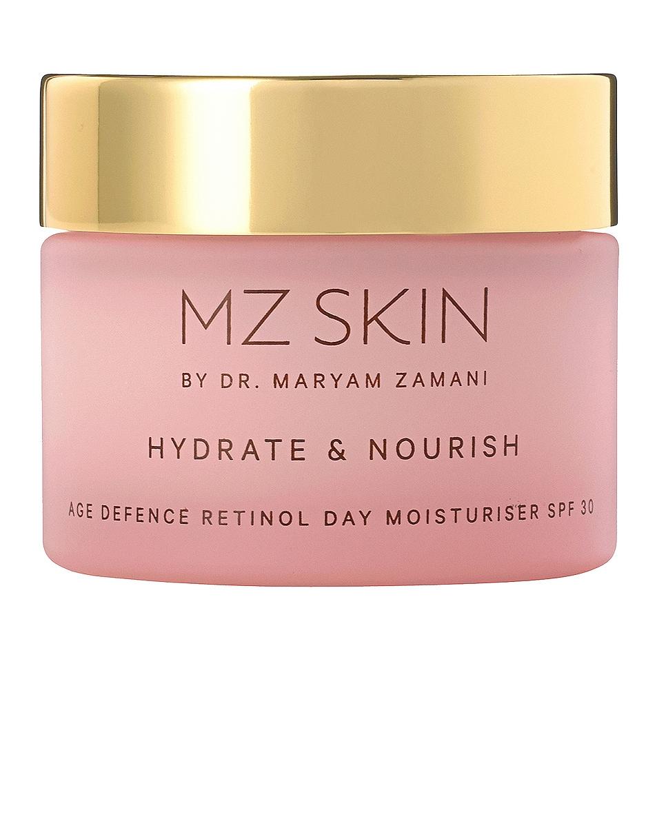 Image 1 of MZ Skin Hydrate & Nourish Age Defense Retinol Day Moisturizer SPF 30 in