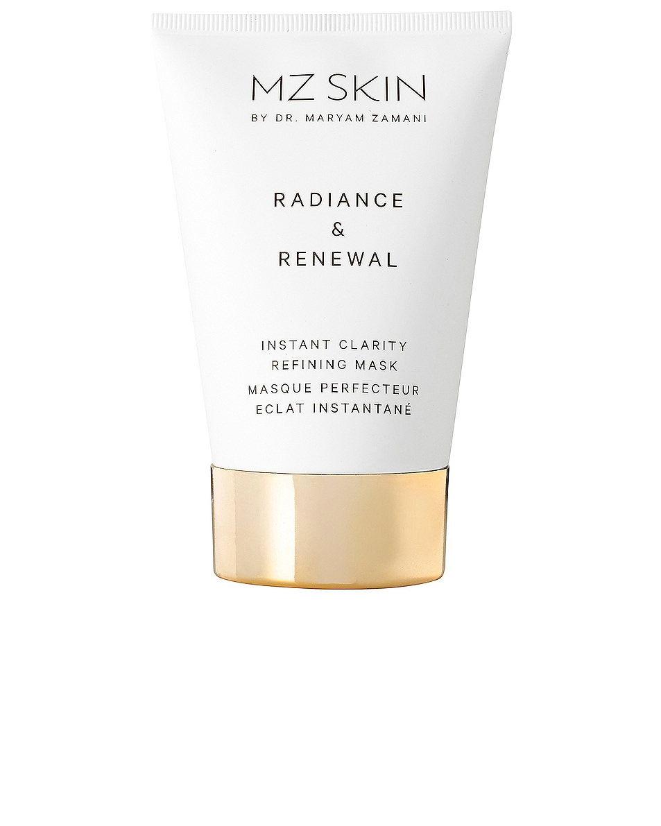 Image 1 of MZ Skin Radiance & Renewal Instant Clarity Refining Mask in