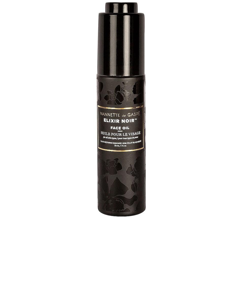 Image 1 of NANNETTE de GASPE Elixir Noir Face Oil in