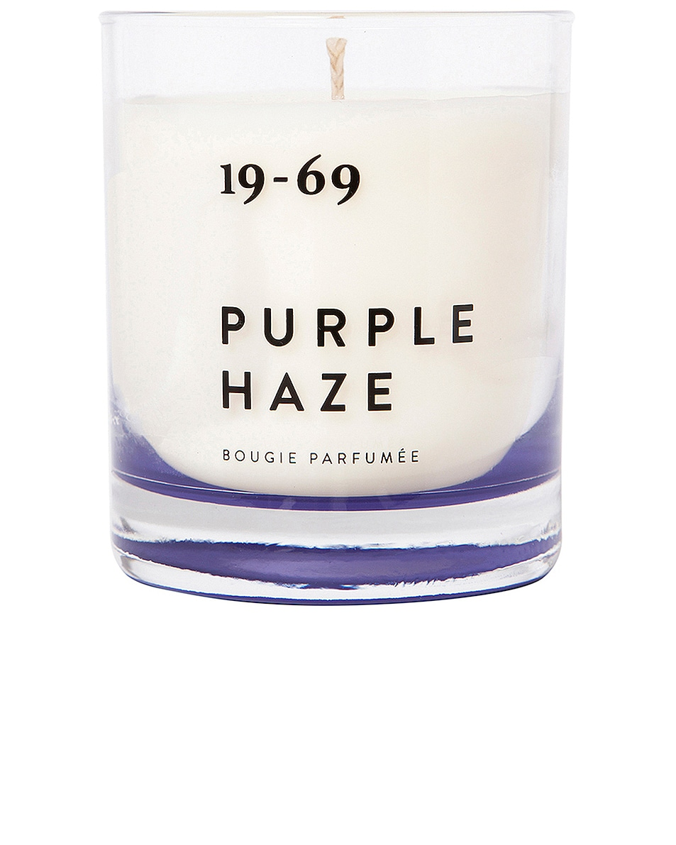 Image 1 of 19-69 Candle in Purple Haze