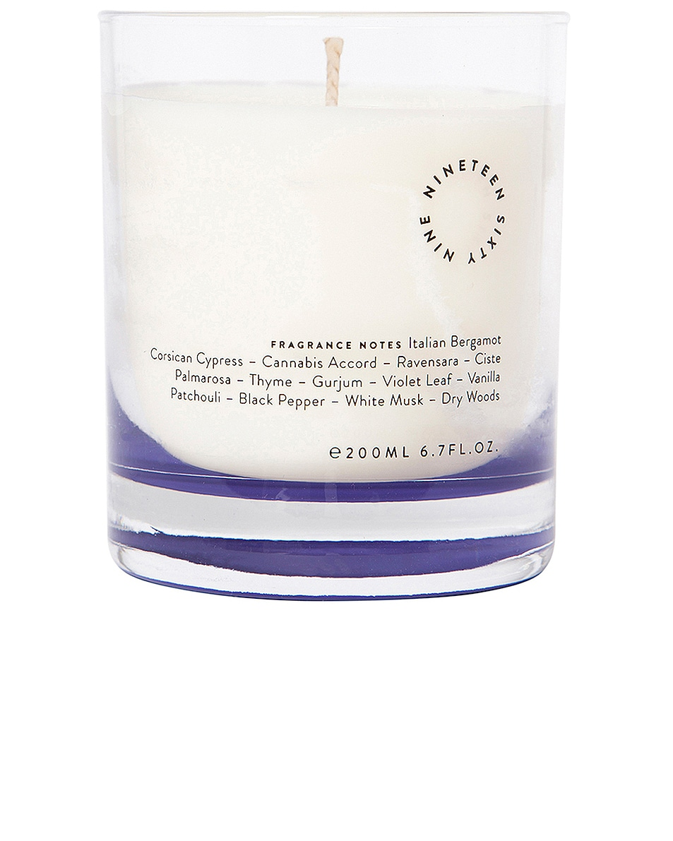Image 2 of 19-69 Candle in Purple Haze