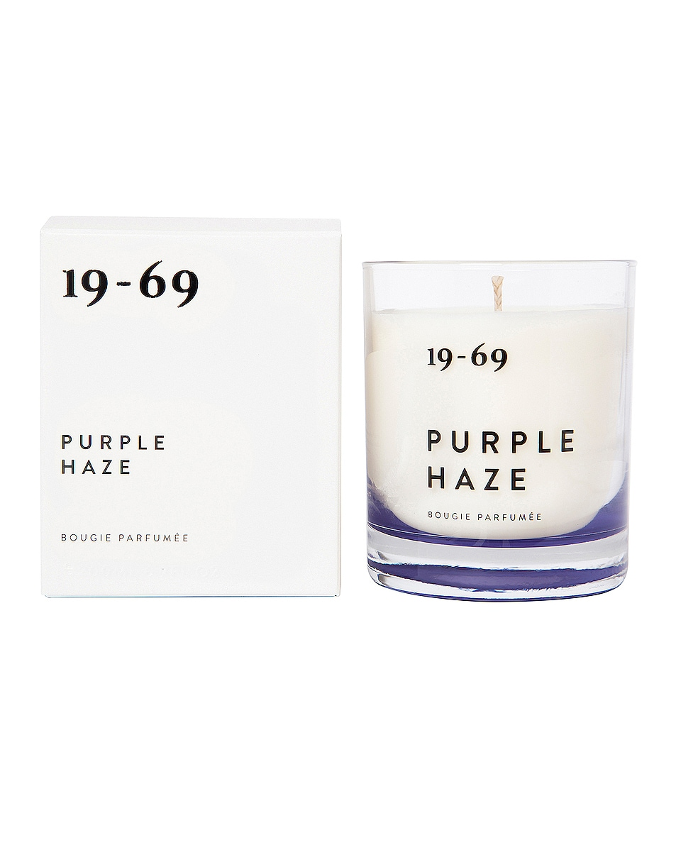 Image 3 of 19-69 Candle in Purple Haze