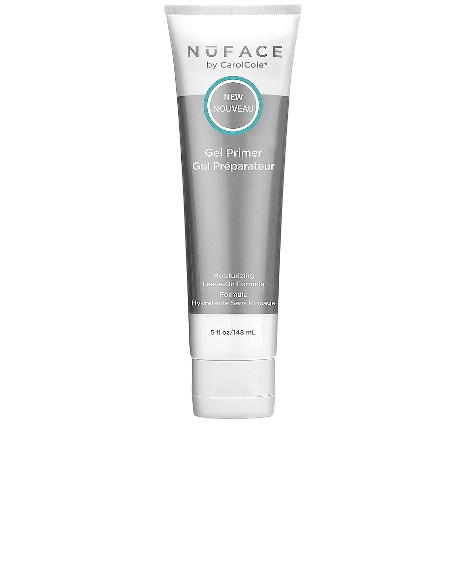Image 1 of NuFACE 5oz Hydrating Leave-On Gel Primer in