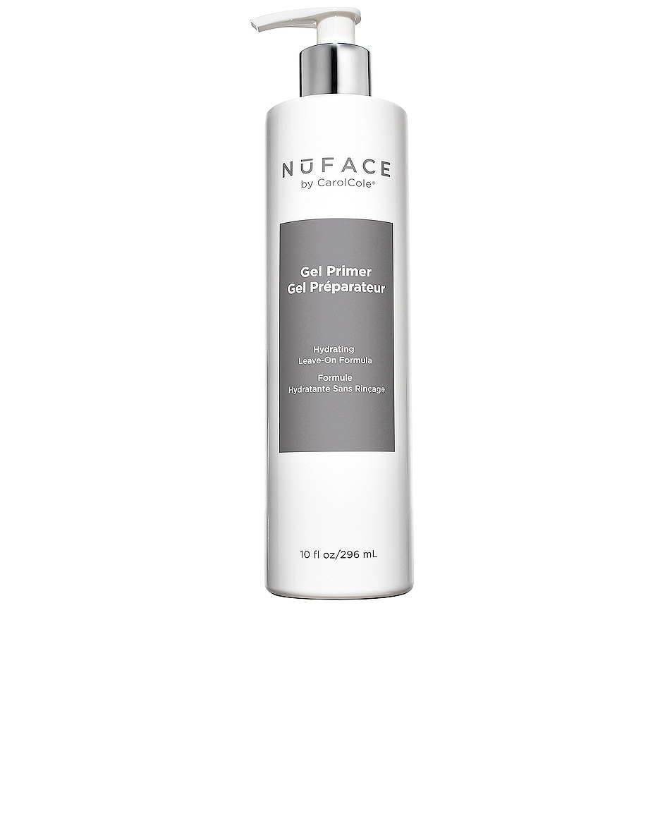 Image 1 of NuFACE 10oz Hydrating Leave-On Gel Primer in
