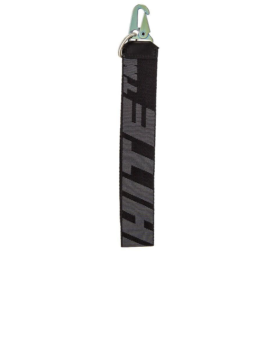 Image 1 of OFF-WHITE 2.0 Industrial Key Holder in Black & Black