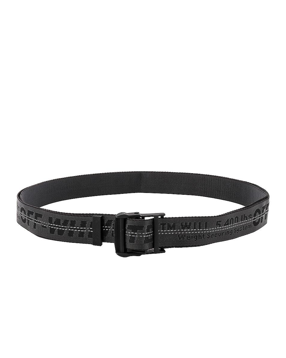 Image 2 of OFF-WHITE Industrial Belt in Black