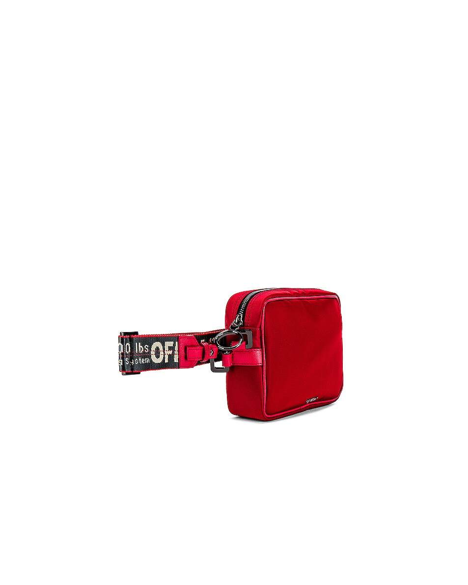 Image 4 of OFF-WHITE Crossbody Bag in Red