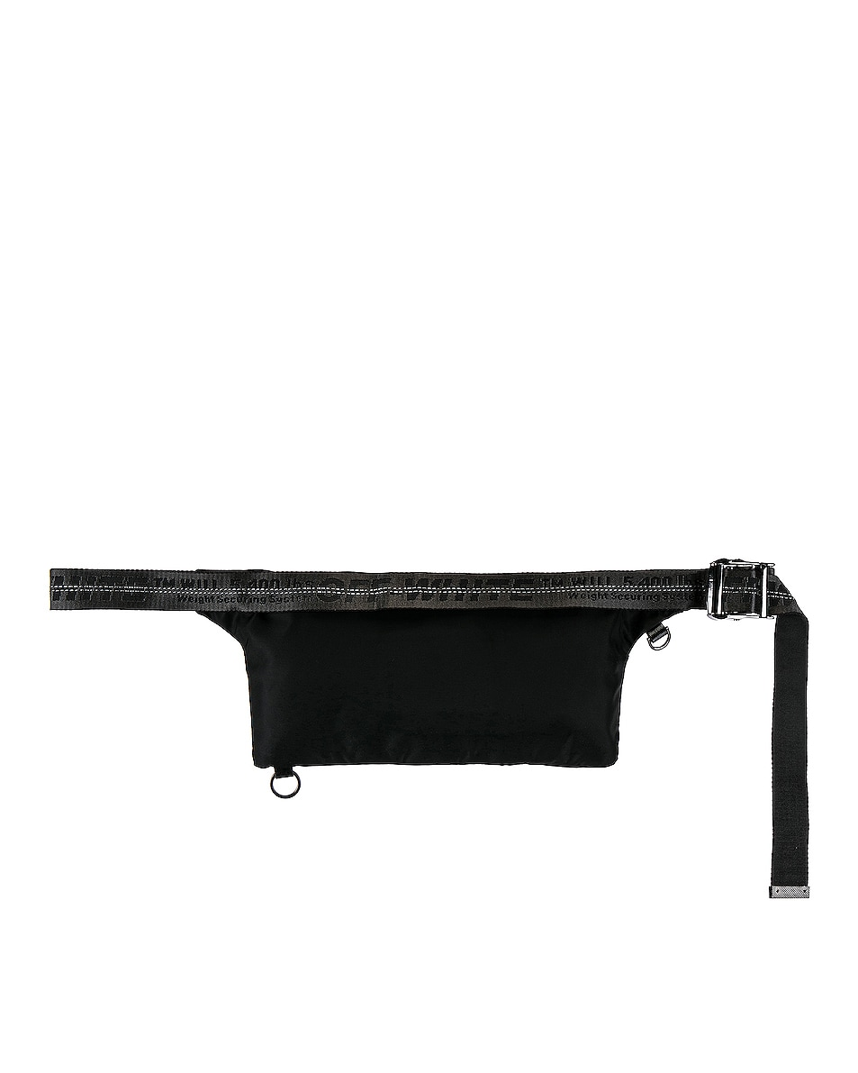 Image 2 of OFF-WHITE Pockets Fannypack in Black