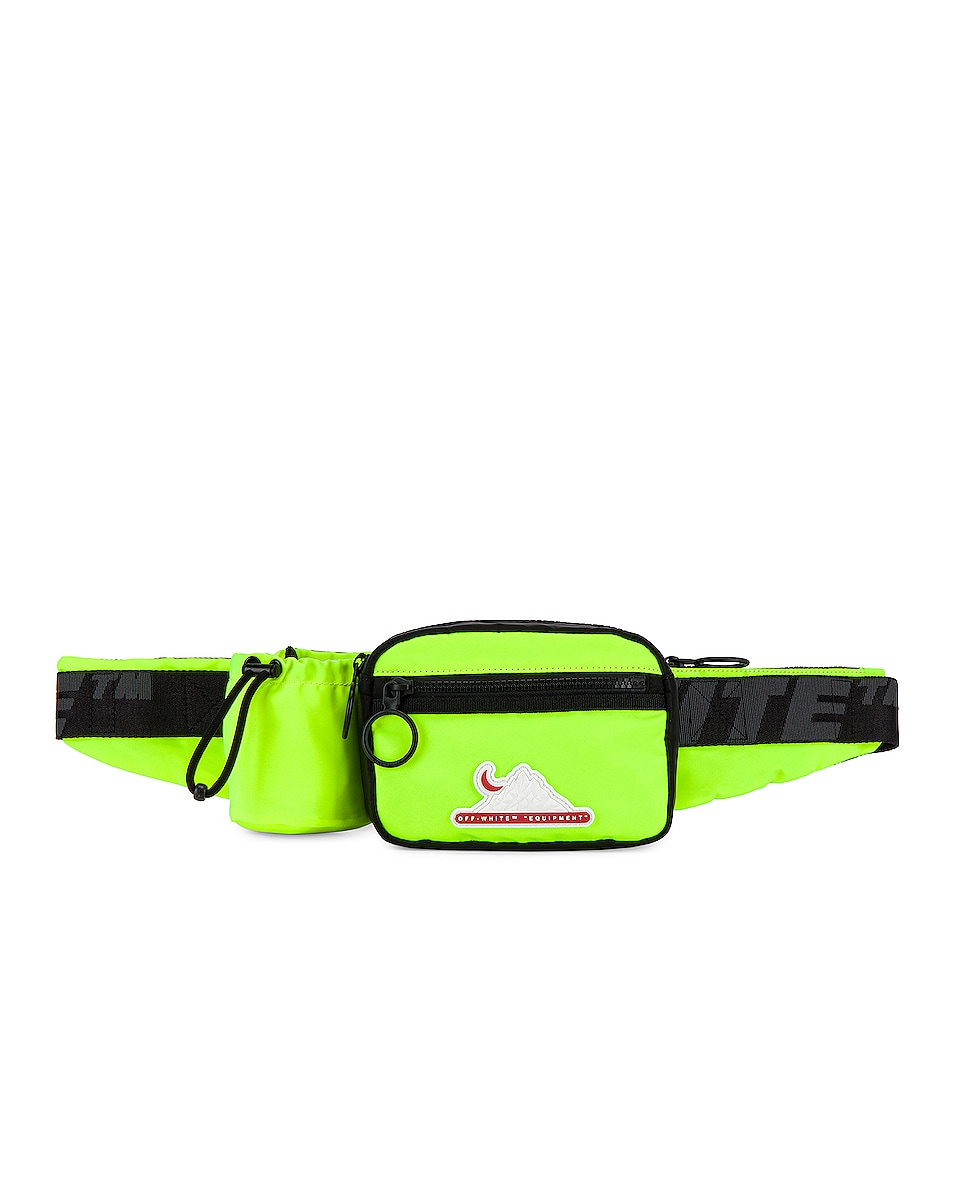 Image 1 of OFF-WHITE Equipment Fanny Pack in Fluo Yellow