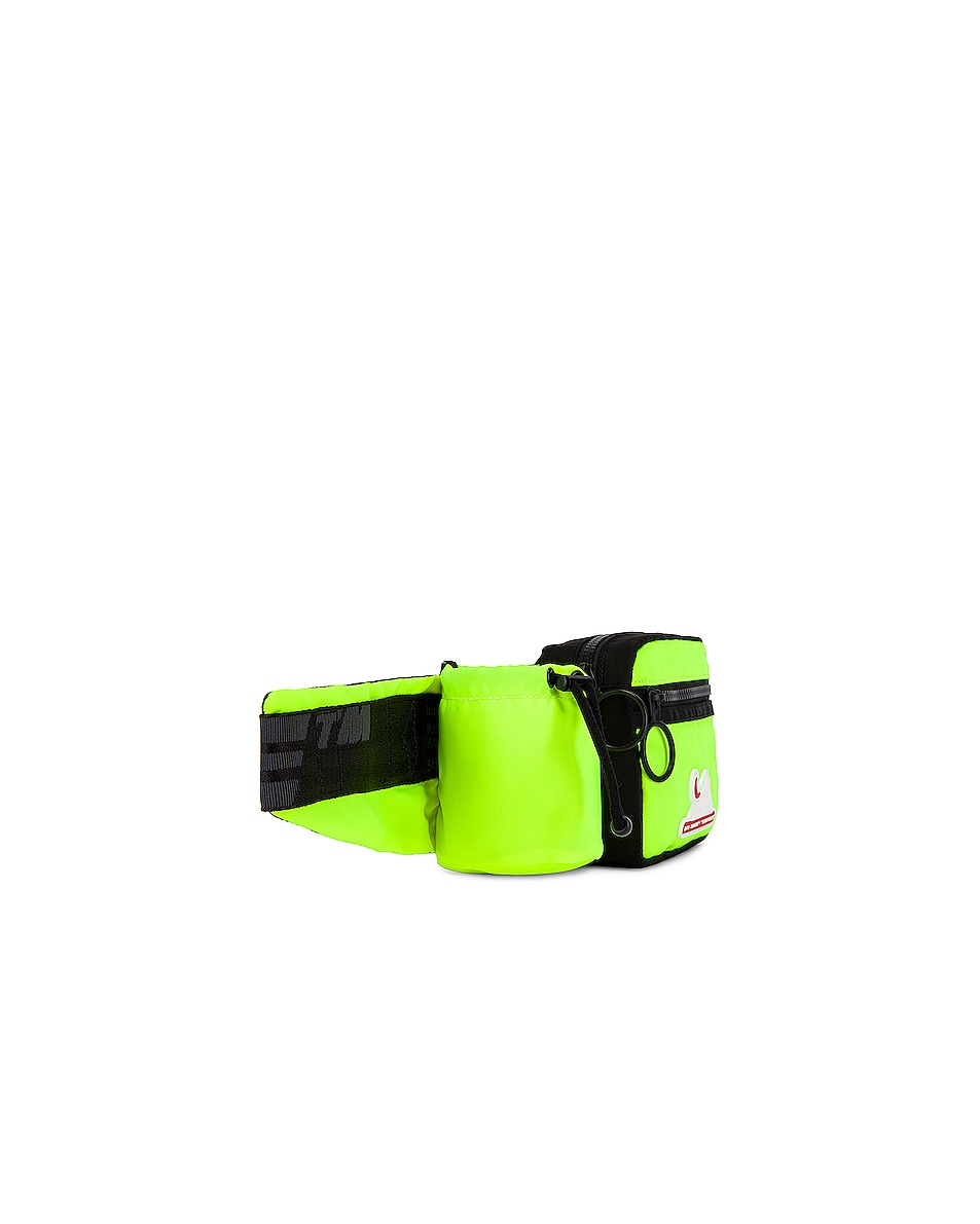 Image 3 of OFF-WHITE Equipment Fanny Pack in Fluo Yellow
