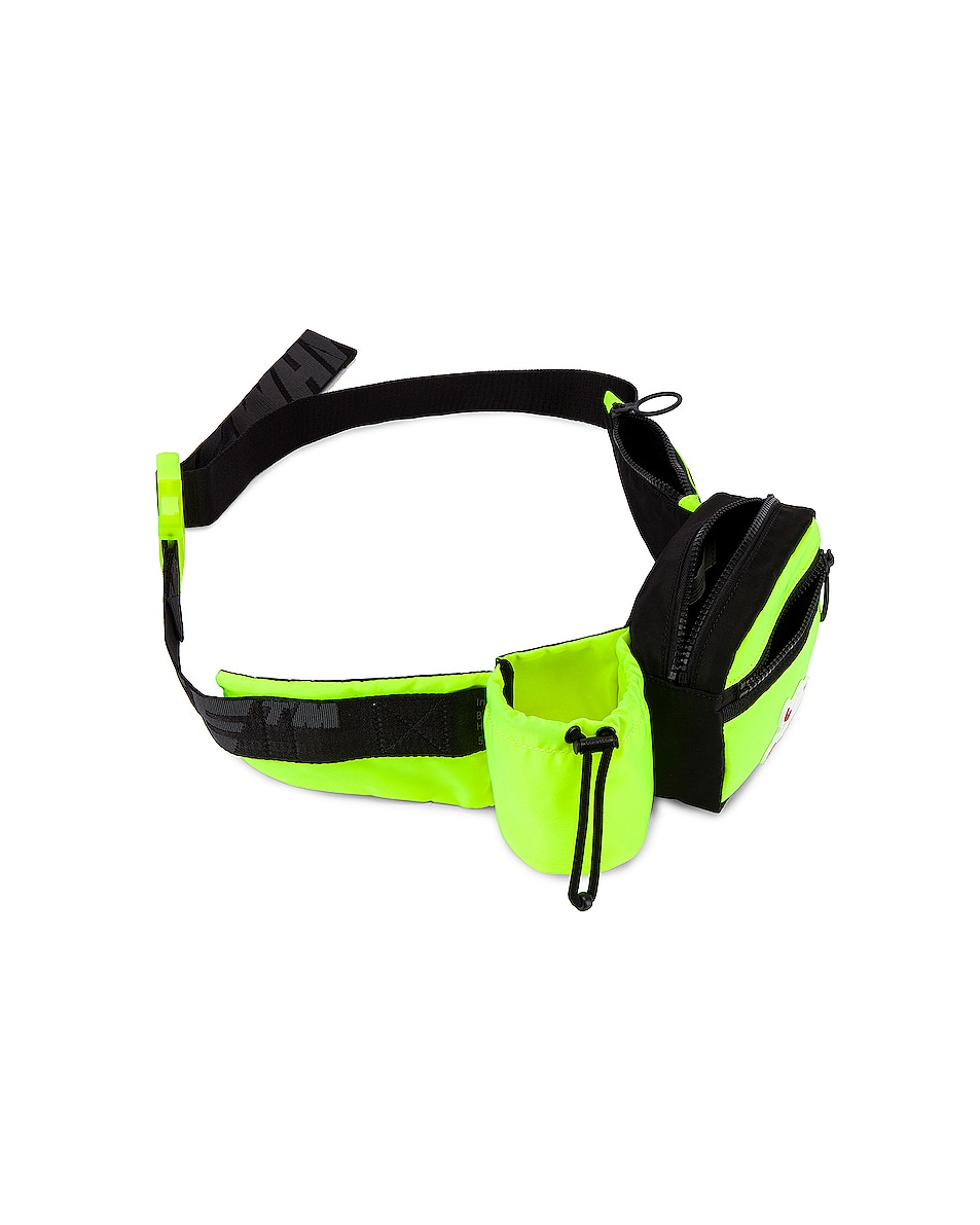 Image 4 of OFF-WHITE Equipment Fanny Pack in Fluo Yellow