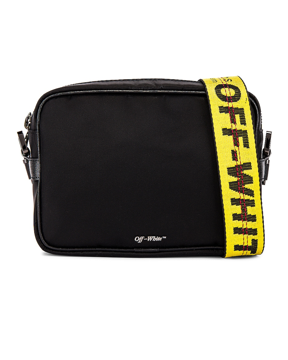 Image 1 of OFF-WHITE Crossbody Bag in Black