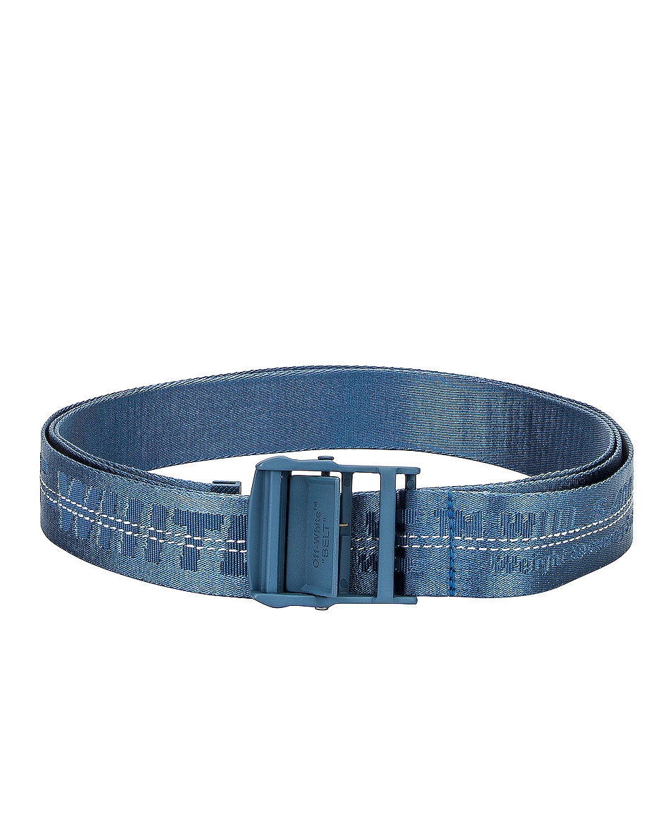 Image 1 of OFF-WHITE Classic Industrial Belt in Blue