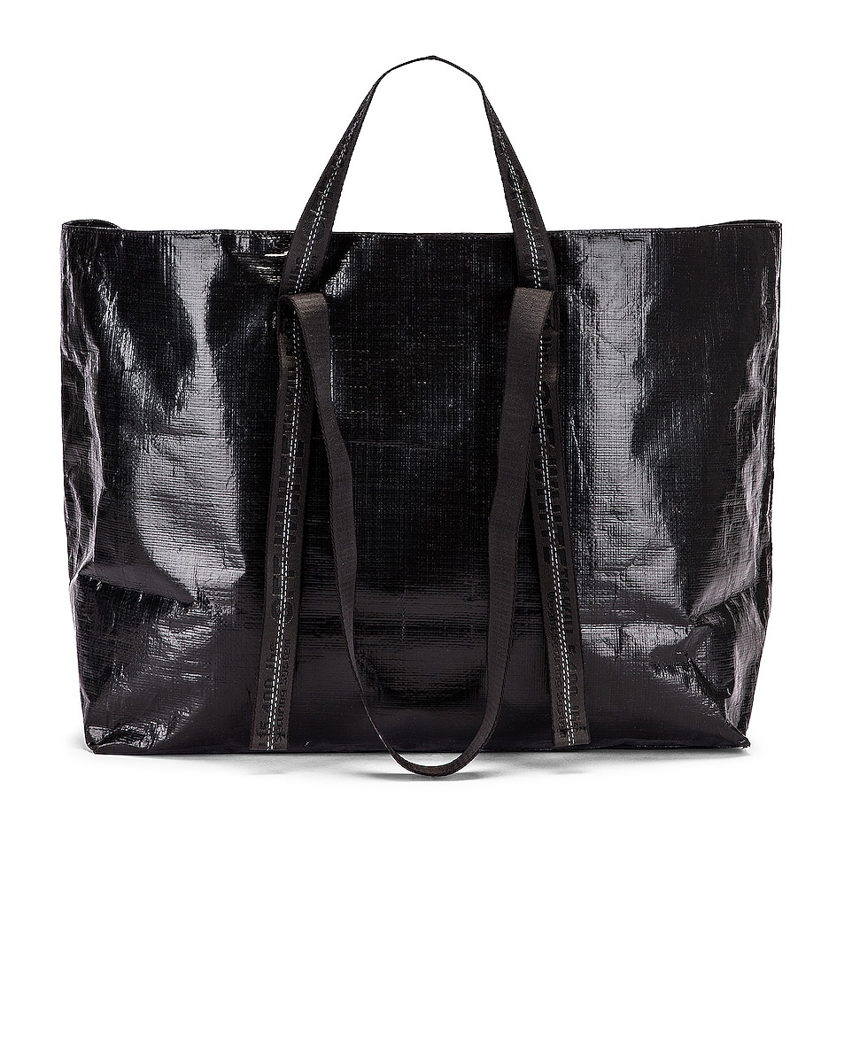 Image 3 of OFF-WHITE New Commercial Tote Bag in Black & White