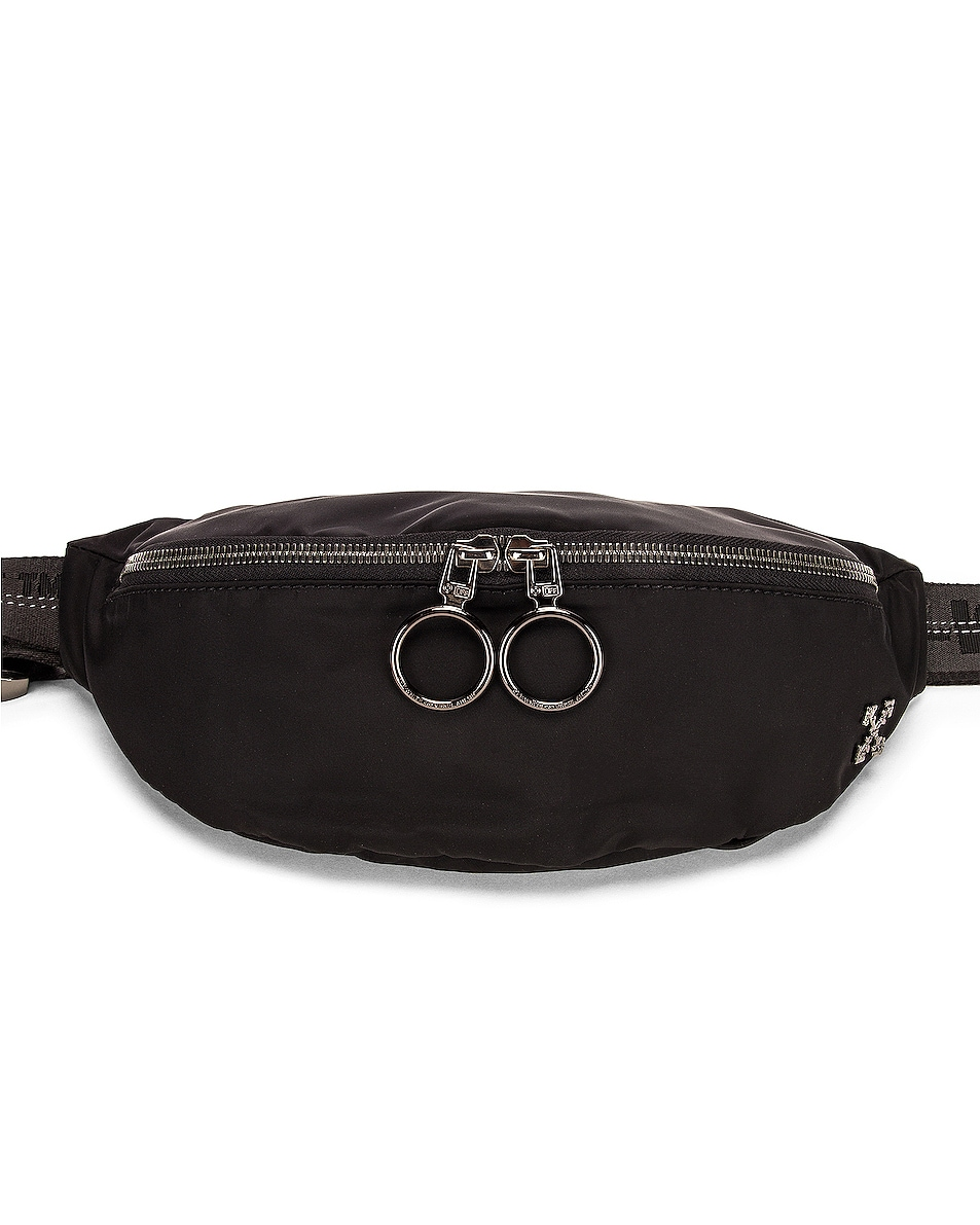 Image 1 of OFF-WHITE Fanny Pack in Black