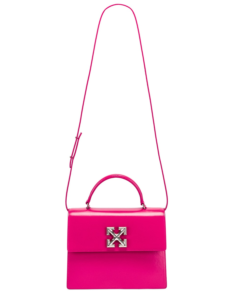 Image 6 of OFF-WHITE Jitney 2.8 in Fuchsia