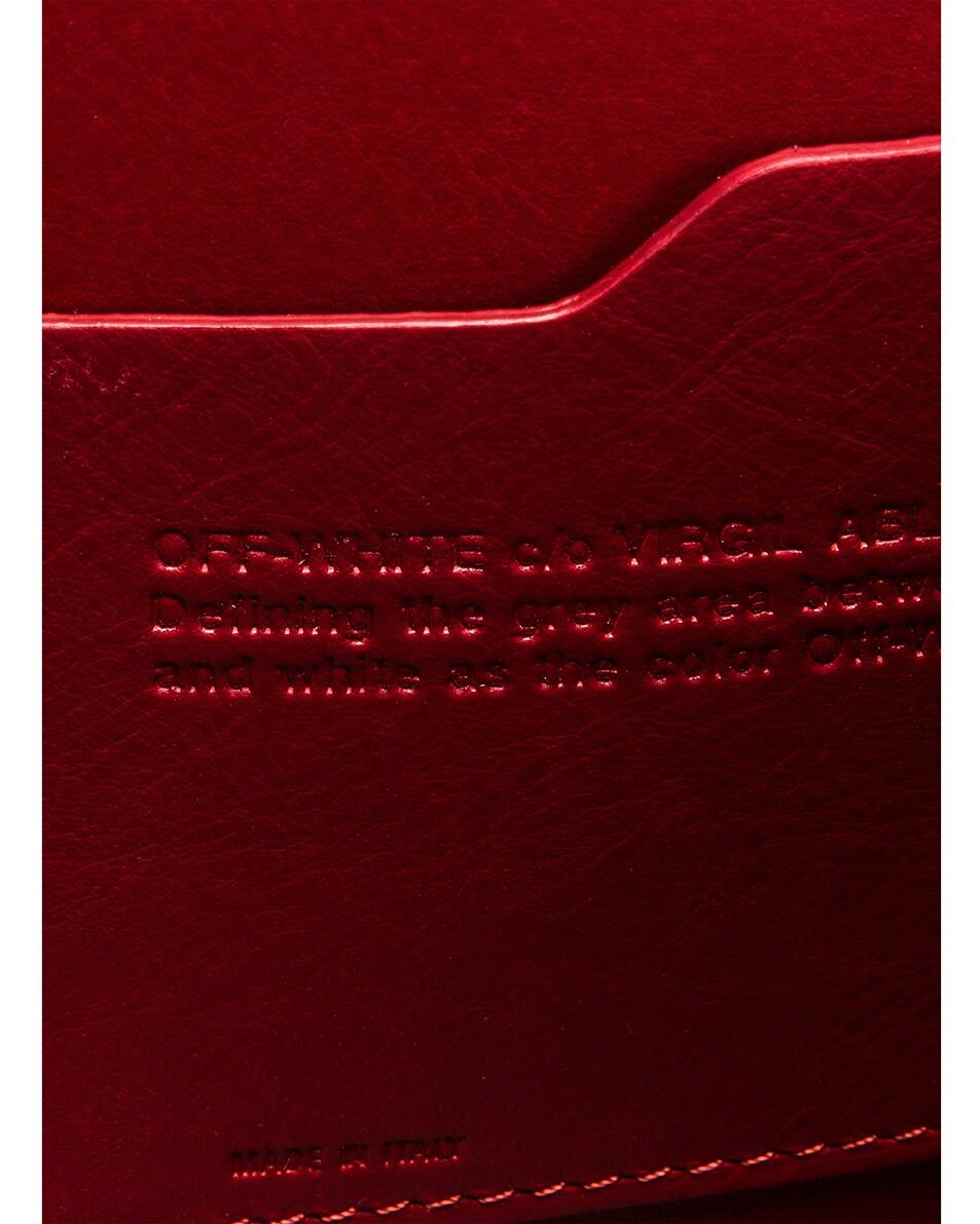Image 7 of OFF-WHITE Montone Jitney 2.8 in White
