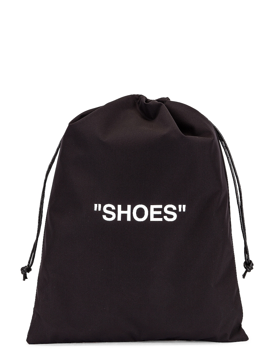 Image 1 of OFF-WHITE Shoes Pouch Bag in Black