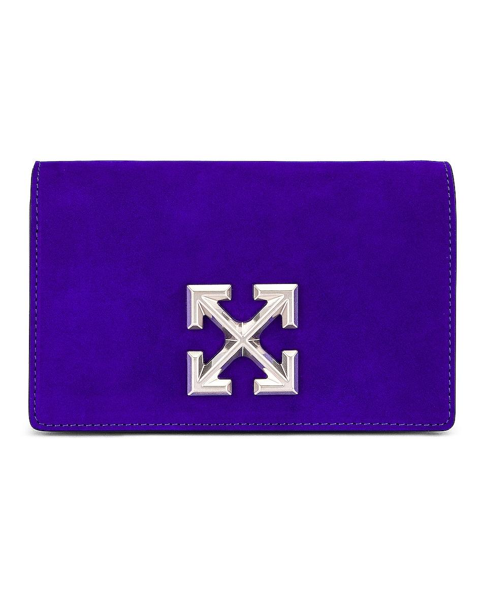 Image 1 of OFF-WHITE Violet Jitney 0.5 Bag in Violet