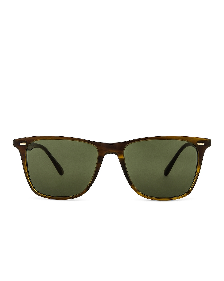Image 1 of Oliver Peoples Ollis Sunglasses in Bark