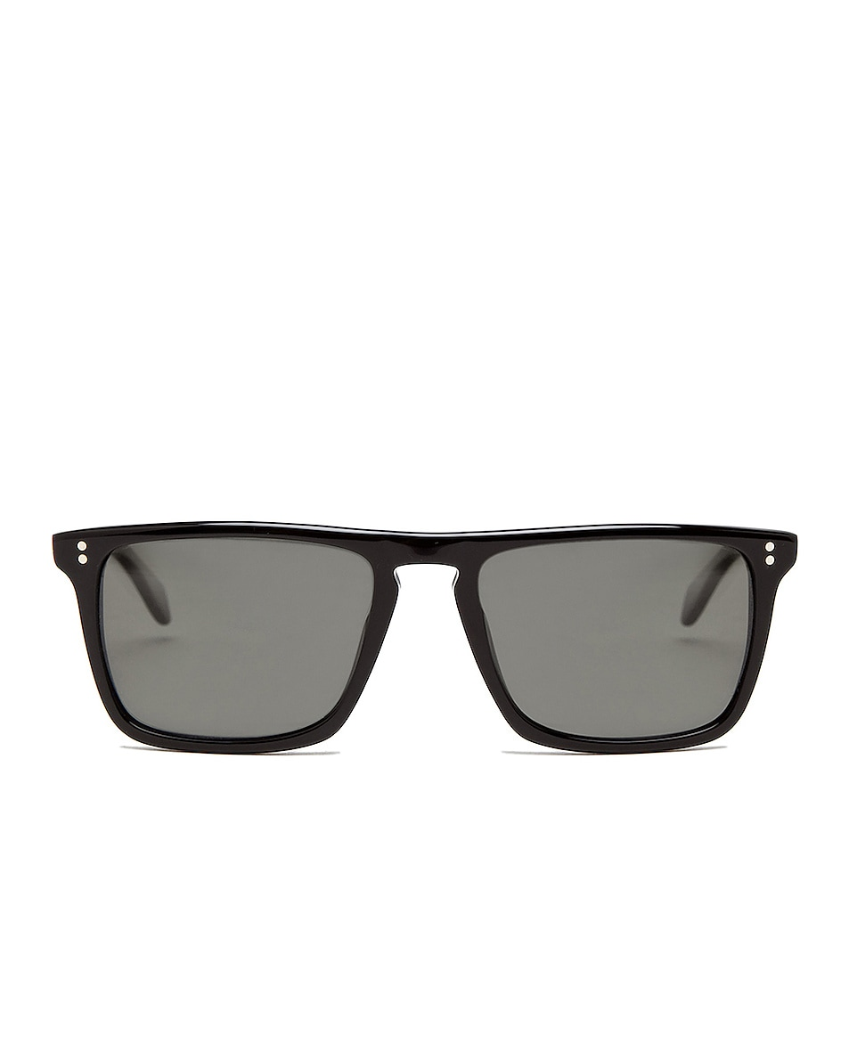 Image 1 of Oliver Peoples Bernardo in Black
