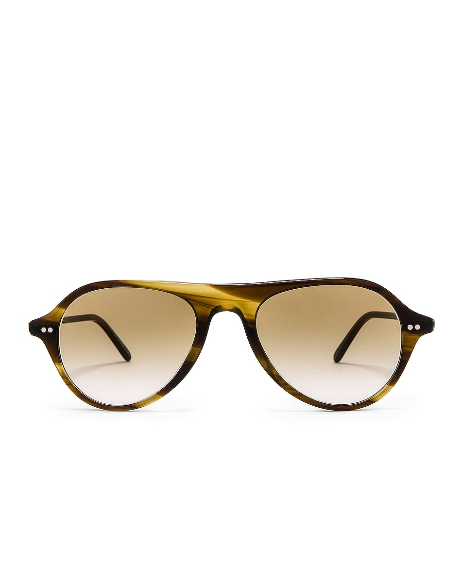 Image 1 of Oliver Peoples Emet in Bark & Honey Gradient