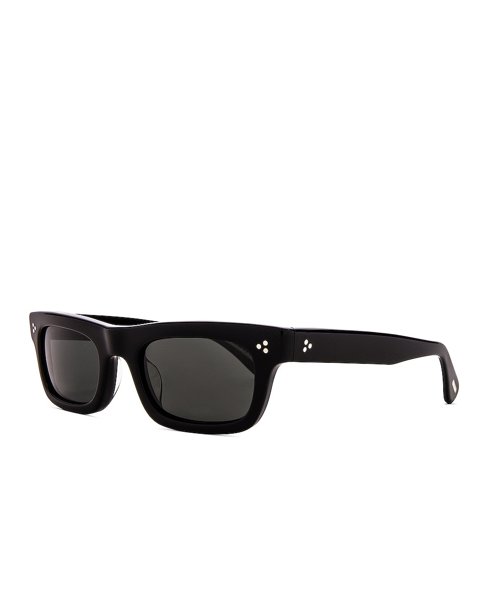 Image 2 of Oliver Peoples Jaye in Black & Midnight