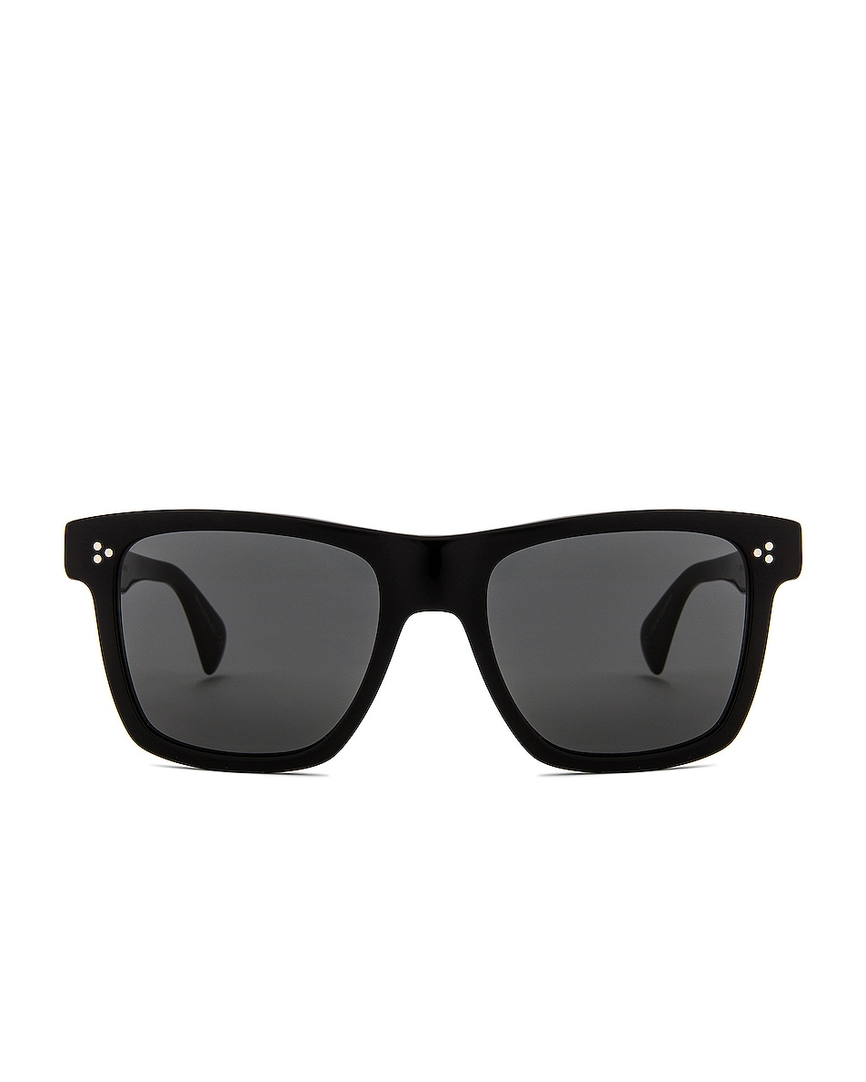 Image 1 of Oliver Peoples Casian Sunglasses in Black