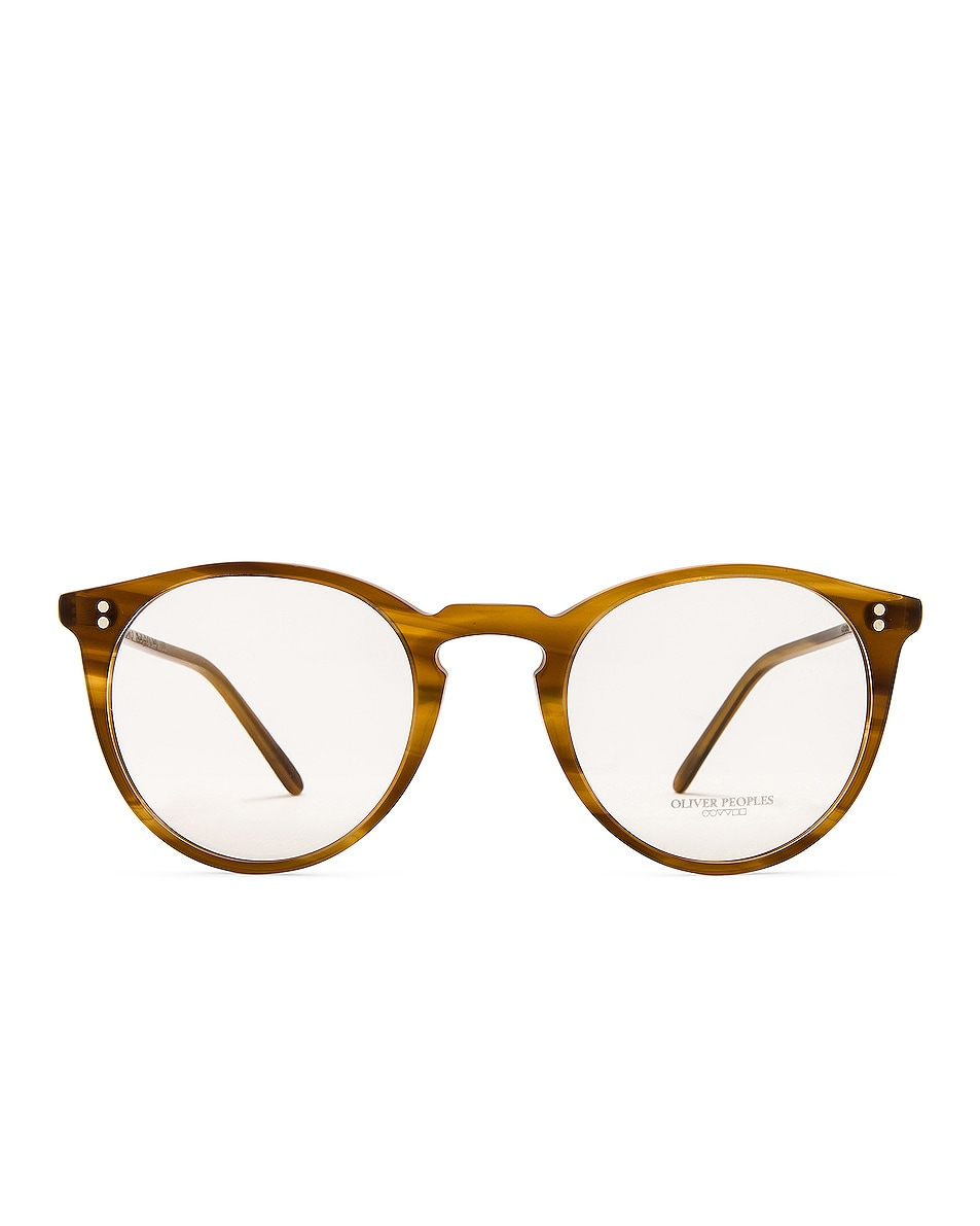 Image 1 of Oliver Peoples O'Malley Optical Eyeglasses in Raintree