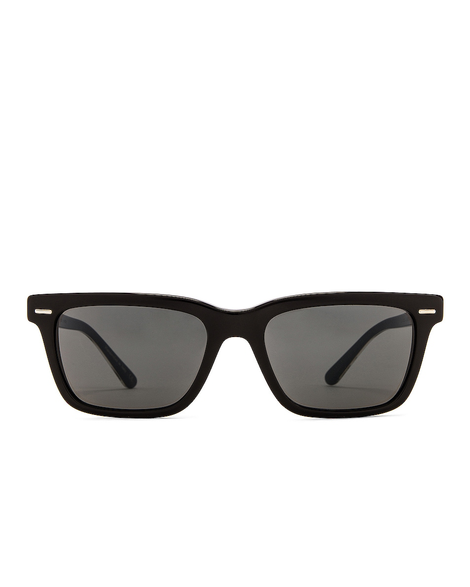 Image 1 of Oliver Peoples x The Row Acetate Sunglasses in Black